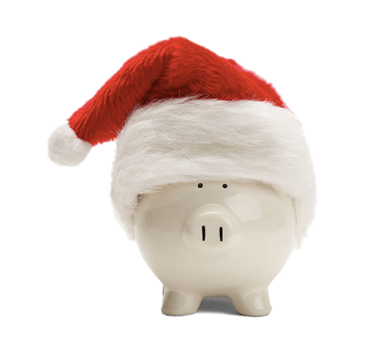 Christmas budget in a Bournemouth home