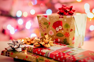 hide Christmas gifts in your Bournemouth storage unit